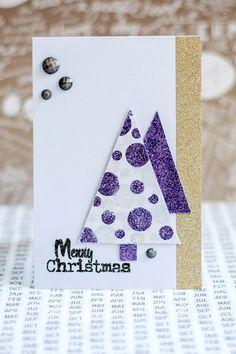 Christmas Inspiration from Sveta Fotinia for Lesia Zgharda | Штампувальня (November 2014)