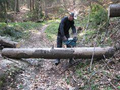 Tourist path maintenance in Harghita Mountains #greatwalker