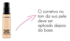 corretivo by francielibocassanta on Polyvore featuring beleza and MAC Cosmetics