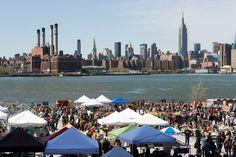 New York's Best Outdoor Food Markets