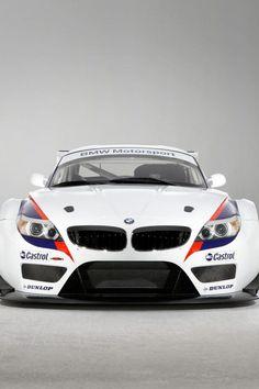 BMW Z4 GT3 Coupe