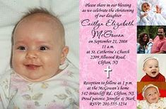 Christening Baptism verses and quotes