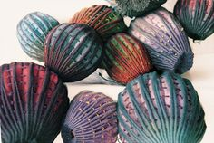 Fiberarts Magazine > Mie Iwatsubo (Article Archive) Shibori Knitting