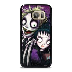 BEETLEJUICE TIM BURTON CARTOON 2 Samsung Galaxy S7 Case Cover  Vendor: Casesummer Type: Samsung Galaxy S7 Case Price: 14.90  This elegant BEETLEJUICE TIM BURTON CARTOON 2 Samsung Galaxy S7 case shall protect your Samsung S7 phone from every hit and scratches with impressive style. The strong material may provide the good protection from crash to the back sides and corners of your Samsung phone. We create the phone cover from hard plastic or silicone rubber in black or white color. The frame… Galaxy Note 9, Samsung Galaxy Note 8, S7 Case, Galaxy Art, Iphone 11 Pro Case, Iphone 7, Tim Burton, Beetlejuice, Galaxies
