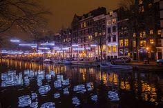 Amsterdam Işık Festivali Başladı