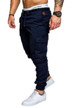 OTW Men Drawstring Couples Dress Hip Hop Casual Embroidery Active Jogger Pants Trousers