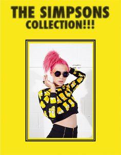 #ETAFASHION #moda #simpsons #modafemenina #bart #crop #short #gafas #collection