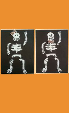 Week 3 of our Halloween theme: Skeleton & Bones storytime! Check out our partying skeleton crafts here @ Alamitos library!
