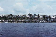 Manaus, Ufer-Siedlung Rio Negro, Dia_298-06695 San Francisco Skyline, River, Outdoor, Manaus, Rio De Janeiro, Human Settlement, Outdoors, Outdoor Living, Garden