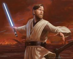 """That's so like you, Master Kenobi,"""" Mace Windu had said, shaking his head. """"I am called a great swordsman because I invented a lethal style; but who is greater, the creator of a killing form—or the master of a classic form? Ffg Star Wars, Star Wars Jedi, Alec Guinness, Mace Windu, Star Wars Episode Iv, Jedi Knight, The Phantom Menace, Star Wars Fan Art, Star War 3"""