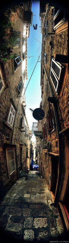 Croatia - Dubrovnik 03 by martinasdf on deviantART - http://terracetourist.com/croatia-dubrovnik-03-by-martinasdf-on-deviantart/