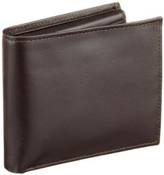 Perry Ellis Men's Sutton Passcase Wallet Classic leather passcase wallet featuring tonal stitching and logo debossed on interior Skinny Wallet, Best Wallet, Perry Ellis, Classic Leather, Purse Wallet, Fathers Day Gifts, Valentine Gifts, Purses, Wallets
