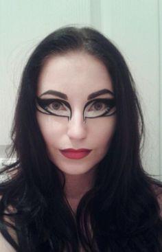 Just make up: Black swan