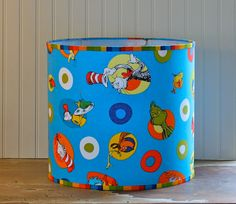 Dr Seuss Drum Lampshade by Sassyshades on Etsy, $70.00
