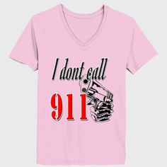 2nd Amendment Rights - Ladies' V-Neck T-Shirt