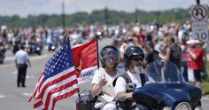Thousands of motorcycles ride in D.C.  http://www.cntvna.com/News/2014-05/26/cms152955article.shtml