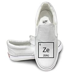OOONG Starcraft Game Zerg Symbol Casual Slip On Casual Shoes 42 - Brought to you by Avarsha.com