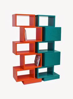 Girona Design: Em 2014, a Girona Design reedita sucessos de vendas como a estante ÉQUIS