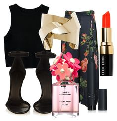 """Untitled #33"" by zincandcopper on Polyvore featuring Isabel Marant, Bobbi Brown Cosmetics, Marc Jacobs, women's clothing, women, female, woman, misses and juniors"