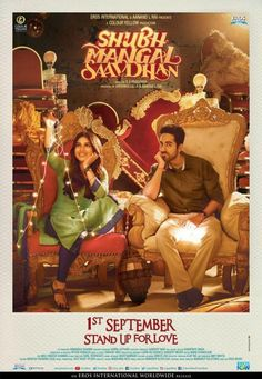 Shubh Mangal Saavdhan - Hindi Song Lyrics