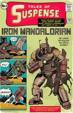 Iron Mandalorian - Ha!