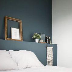 bedroom interior design tips Home Bedroom, Master Bedroom, Bedroom Decor, Green Rooms, Bedroom Colors, My New Room, Interiores Design, Home And Living, Room Inspiration