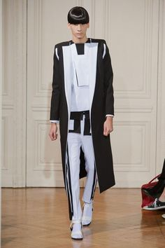 rad hourani ss 2013 unissex couture