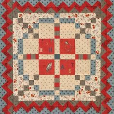 Showcase Nine-Patch blocks in your next quilt. From traditional Nine-Patch  units, to Glorified Nine-Patch, uneven Nine-Patch, and Double Nine-Patch  blocks, this simply block produces beautiful results.
