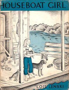 Lois Lenski - I loved all these books