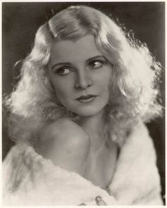 Twenties/Thirties hair inspiration...Clare Luce