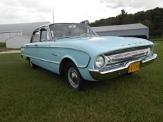 1000 Images About 1961 Ford Falcons On Pinterest Ford Falcon Sedans And Falcons