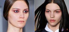 Make-up trends A/W 2014/15; 1. Casasola, 2. Suno