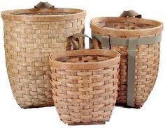 Adirondack Pack Baskets