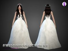 The Sims Resource: Wedding Collection N9 by LuxySims3 • Sims 4 Downloads