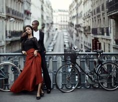 14 Stunning Photographs of Couples in Love