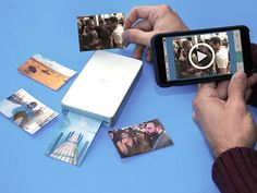 LifePrint Prints Augmented Reality Photos That Come to Life in Your Hands