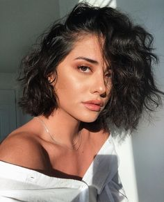 Make Up Looks, Curly Hair Styles, Natural Hair Styles, Natural Curls, Corte Y Color, Summer Hairstyles, Hair Looks, Hair Inspo, Hair Type