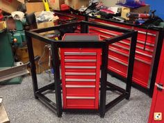 HF Toolboxes Workbench - Phase 3 - Page 21 - The Garage Journal Board