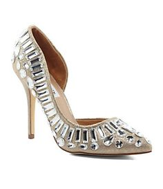 3c5f2668671de Steve Madden Galactik Jeweled Pointed-Toe d Orsay Pumps
