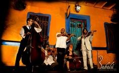 musica cubana: Babalú Quinteto de Cuerdas