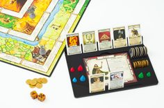 Talisman 4th edition board game organizer