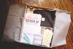 kensie m packaging