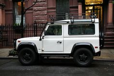 Land Rover - Land Cruiser