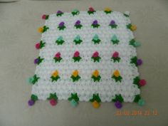 This Pin was discovered by Nim Rainbow Crochet, Crochet Designs, Doilies, Diy And Crafts, Stitch, Blanket, Knitting, Crochet Stitches, Farmhouse Rugs