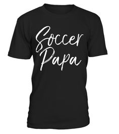 "# Soccer Papa Shirt Vintage Proud Grandpa Tee .  Special Offer, not available in shops      Comes in a variety of styles and colours      Buy yours now before it is too late!      Secured payment via Visa / Mastercard / Amex / PayPal      How to place an order            Choose the model from the drop-down menu      Click on ""Buy it now""      Choose the size and the quantity      Add your delivery address and bank details      And that's it!      Tags: Soccer Papa shirt vintage sports tee…"