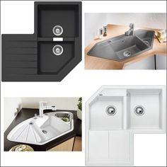 Angles, Corner Sink, House Design, House Styles, Kitchen, Parfait, Decoration, Home Decor, Tools