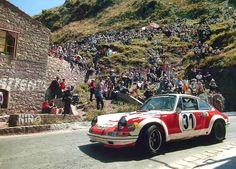 """luimartins: """" Targa Florio 1972 Porsche 911 """""""
