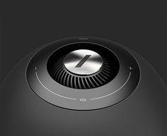 HK.L // Sound System Concept on Behance