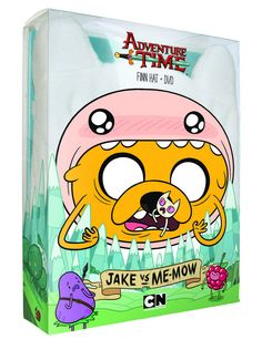 """""""Jake vs. Me-Mow"""" DVD coming out October 2nd, 2012!"""