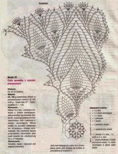Kira crochet: Scheme no. 136